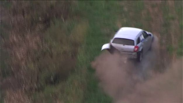 Man Leads Police On Wild High-Speed Chase