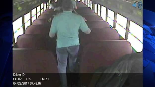Hero Bus Driver Jumps Into Action
