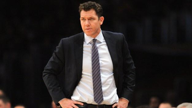 Sex Assault Lawsuit Against Former Lakers Coach Luke Walton Dropped