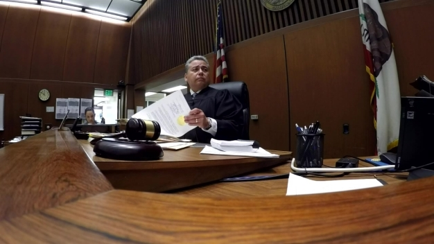 Judge Uses Bench to Inspire Hispanic Youth