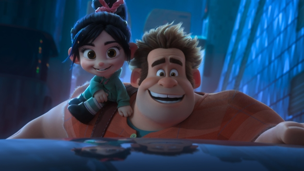 Disney's 'Ralph Breaks the Internet' Levels Up as a Sequel