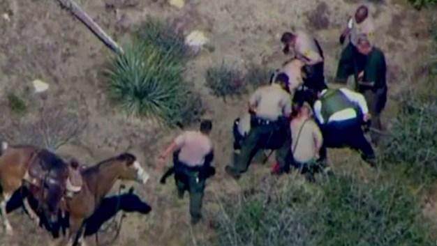 Timeline: Deputy Beating Arrest