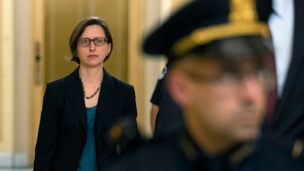 Pentagon Official Overseeing Ukraine Policy Testifies