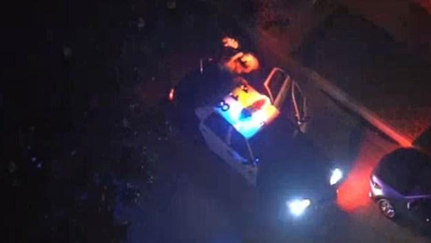 Police Pursuit of Suspected Stolen Vehicle Ends in El Monte