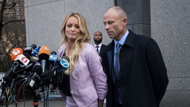 Porn Star's Hush Money Suit Against Trump Could be Tossed