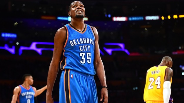Durant Passing on Lakers Good For Free Agency