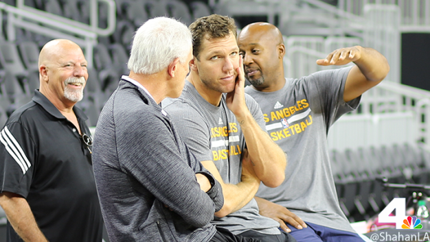 Lakers Coach Luke Walton: Even Better than Expected