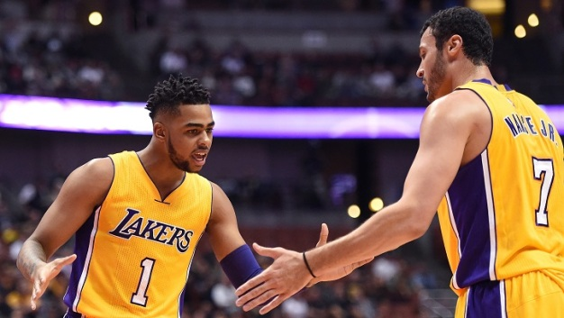 Lakers Get Injury Boosts, Nance Returns