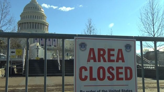 Washington Braces for Presidential Inauguration