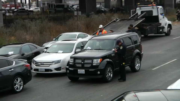 Dozens of Cars Towed, Arrests Made at Oakland Sideshows: PD