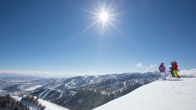America's Biggest and Best Ski Destination