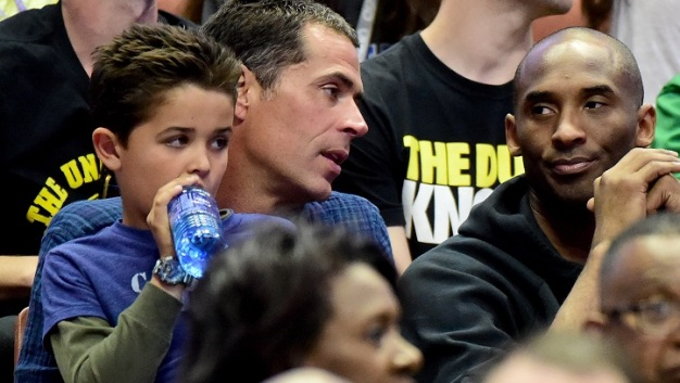 Report: Lakers Hire Rob Pelinka To be New GM