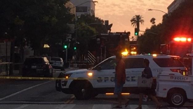 Santa Monica 3rd Street Promenade Evacuated for Suspicious Device
