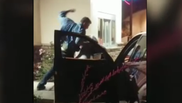 Caught on Video: Another Popeyes Brawl in Temecula Drive-Thru