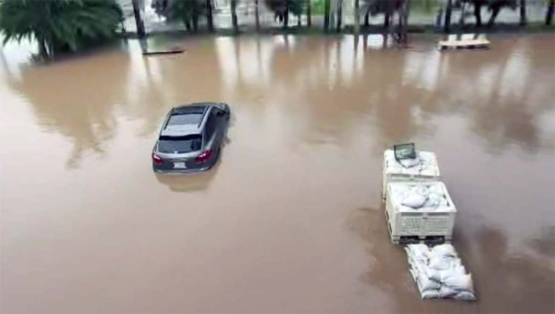 Grand Finale of This Week's Storms Drenches Southern California