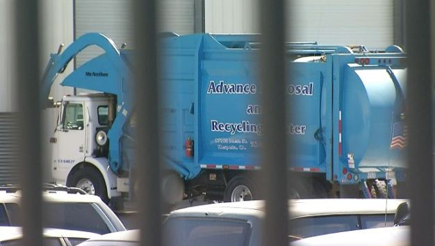 Body of Infant Discovered at Trash Disposal Facility
