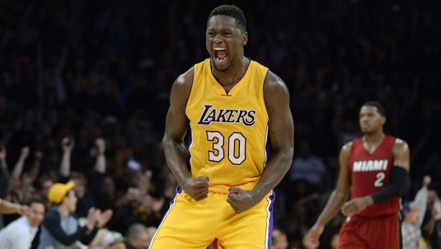 Randle Injured in Practice, Requires Seven Stitches