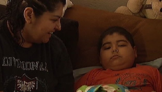 Holiday Surprise for 8-Year-Old With Terminal Illness