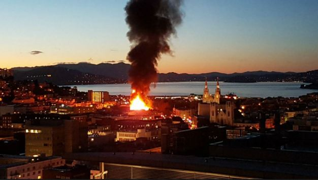 SF Fire Response Sparks Criticism From City Supervisor