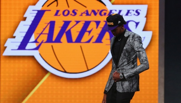 Lakers Announce Coaches, Summer League Roster