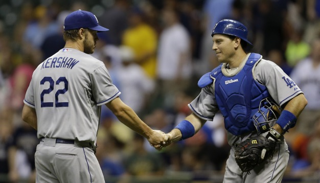 Kershaw Is Stellar Again in 3-1 Win Over Brewers