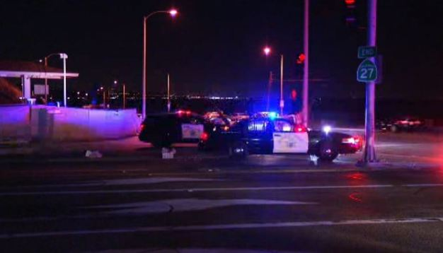 Hit-and-Run Driver Strikes Veteran CHP Officer