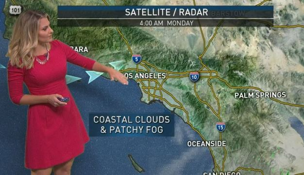 AM Forecast: Temps Cooling