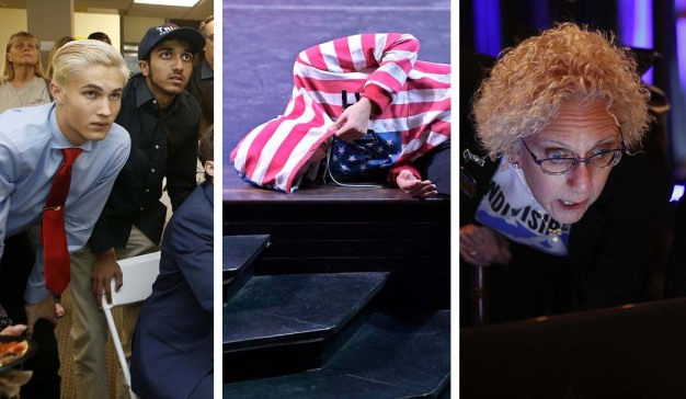 Photos: Election Night Highs and Lows in California