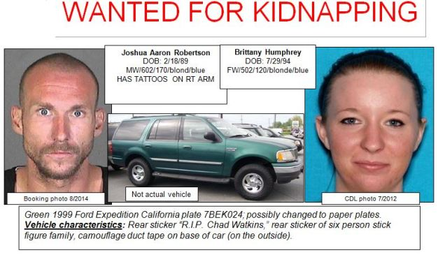Kidnapped Children Found in New Mexico