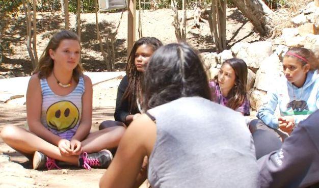 Malibu Bereavement Camp Helps Kids Heal