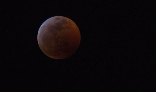 PHOTOS: LA Views Super Blood Wolf Moon Lunar Eclipse