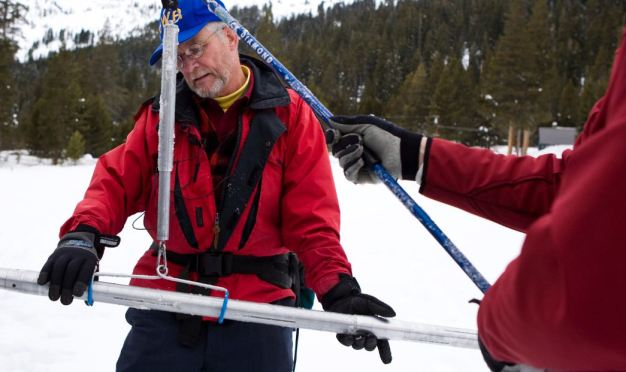 "Latest CA Snowpack Survey ""Dismally Meager"""