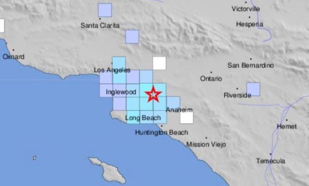 Earthquakes Nbc Southern California