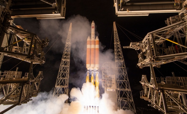 Powerful Delta IV Heavy Rocket Set to Soar Over Southern California