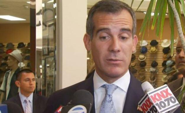 "LA Mayor on Dropping F-Bomb: ""I Got a Little Carried Away"""