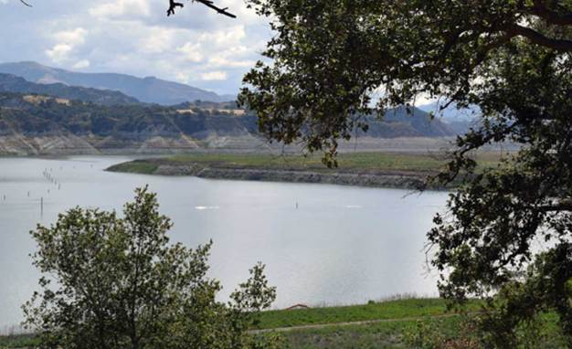 Cachuma Lake Still Catching Up After Years of Drought