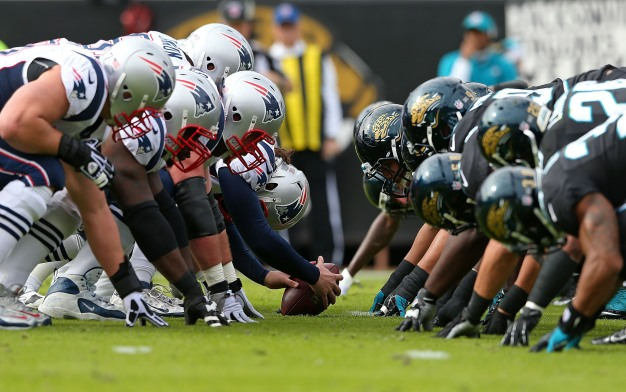 Jaguars Don't Fear Patriots' History in AFC Title Matchup