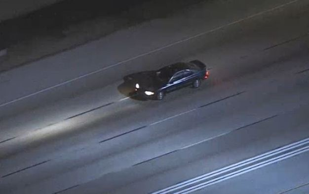 Wrong-Way Driver Leads Police on Pursuit