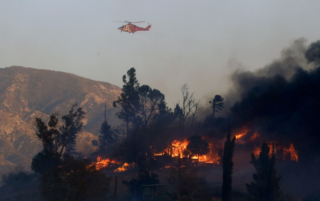 LAFD to Deploy Drones for the First Time in Firefight