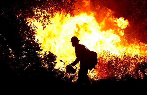 LIST: Largest California Wildfires