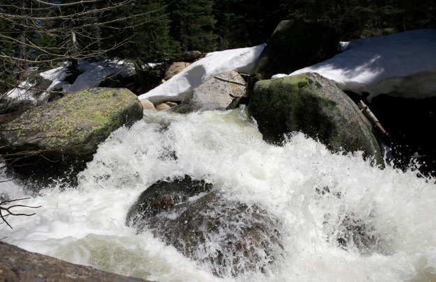 Record Snowmelt Brings Treacherous Conditions at CA Rivers