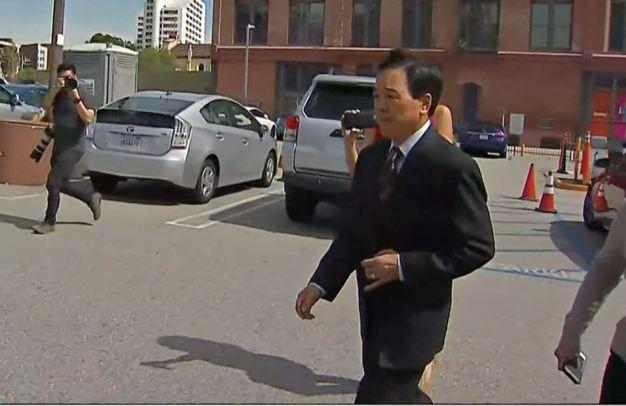 Former LA County Undersheriff Paul Tanaka Surrenders to Feds
