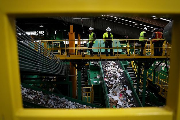 5 Indicted in Alleged $80 Million California Recycling Fraud
