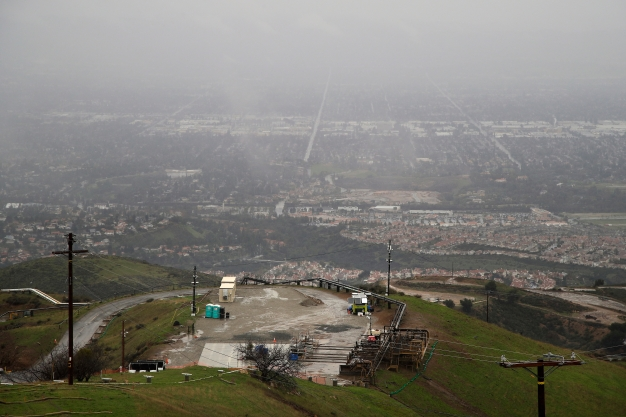 Porter Ranch Gas Injections Begin Despite Block Attempt