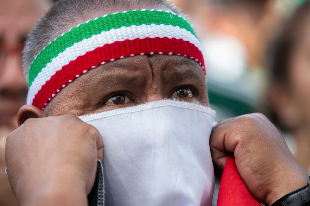 In Mexico City, World Cup Anxiety Turns to Celebration