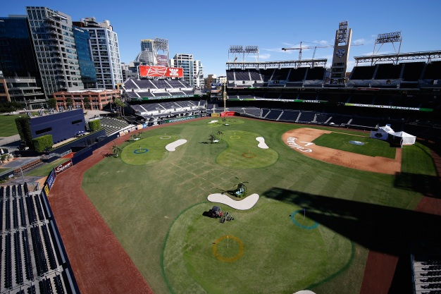 Would College Football Work At Petco Park?