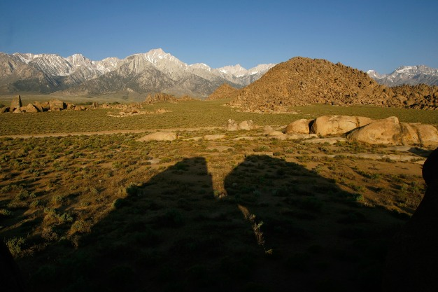 Sierra's Eastern Front Overdue For Large Quake: Scientists