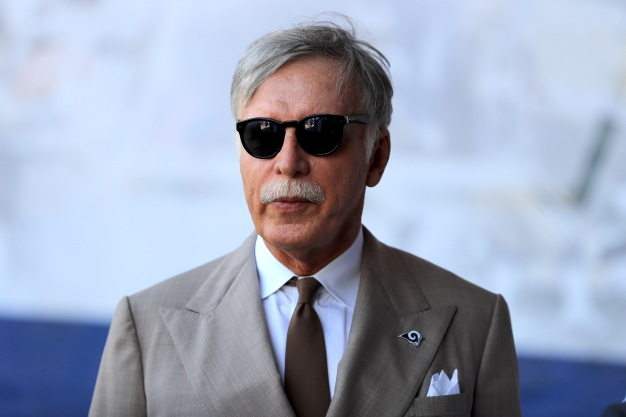 Stan Kroenke Weighs in After Trump's National Anthem Remarks