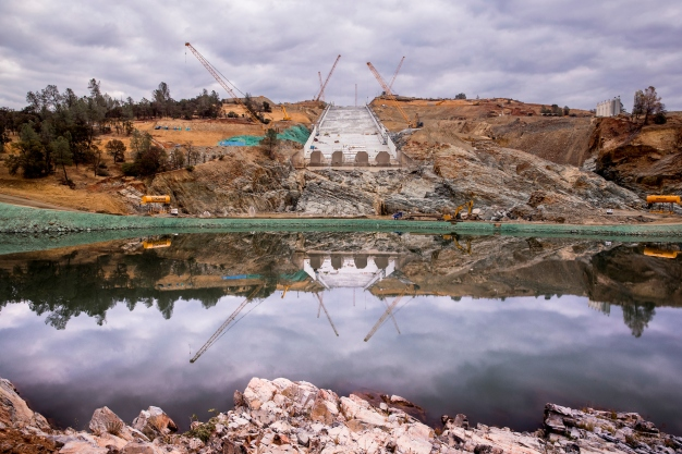 Oroville Sues California Over the 2017 Dam Spillway Crisis