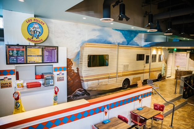 See What's Cookin' Inside the New 'Breaking Bad' Pop-up